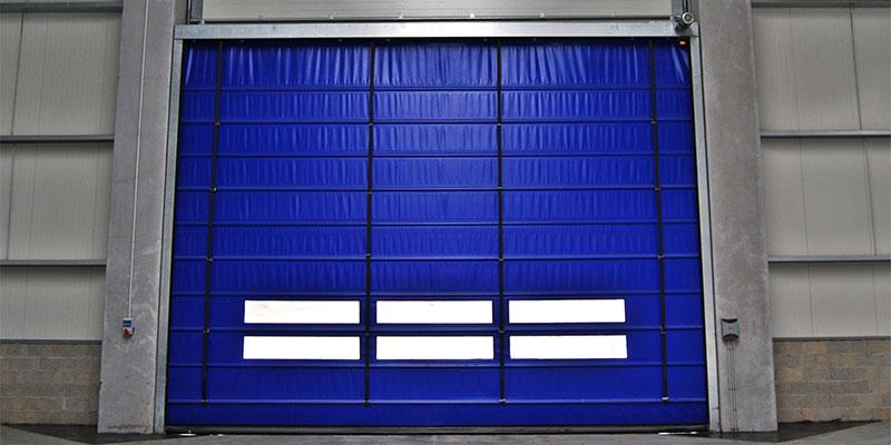 Katlanır Tip PVC Kapılar