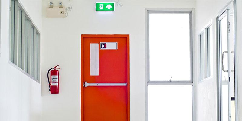 Yangın Kapıları